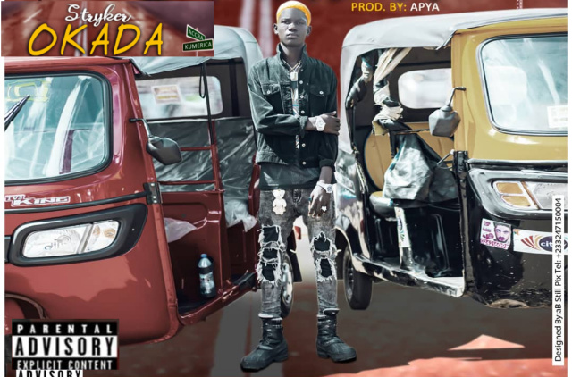 DOWNLOAD MP3: Stryker - Okada (Prod by Apya) latest 1