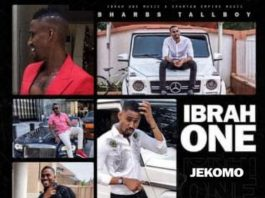 Marlian Bharbs Tallboy Drops A Song For Ibrah 1 Released Under Ibrah One Music.