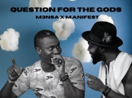 M3na - Question For The Gods ft. M.anifest (Prod. by Rvdical The Kid)
