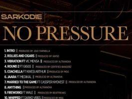 Sarkodie – No Pressure (Full Album MP3)